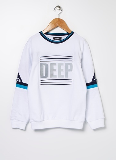 Nebbati Sweatshirt Beyaz